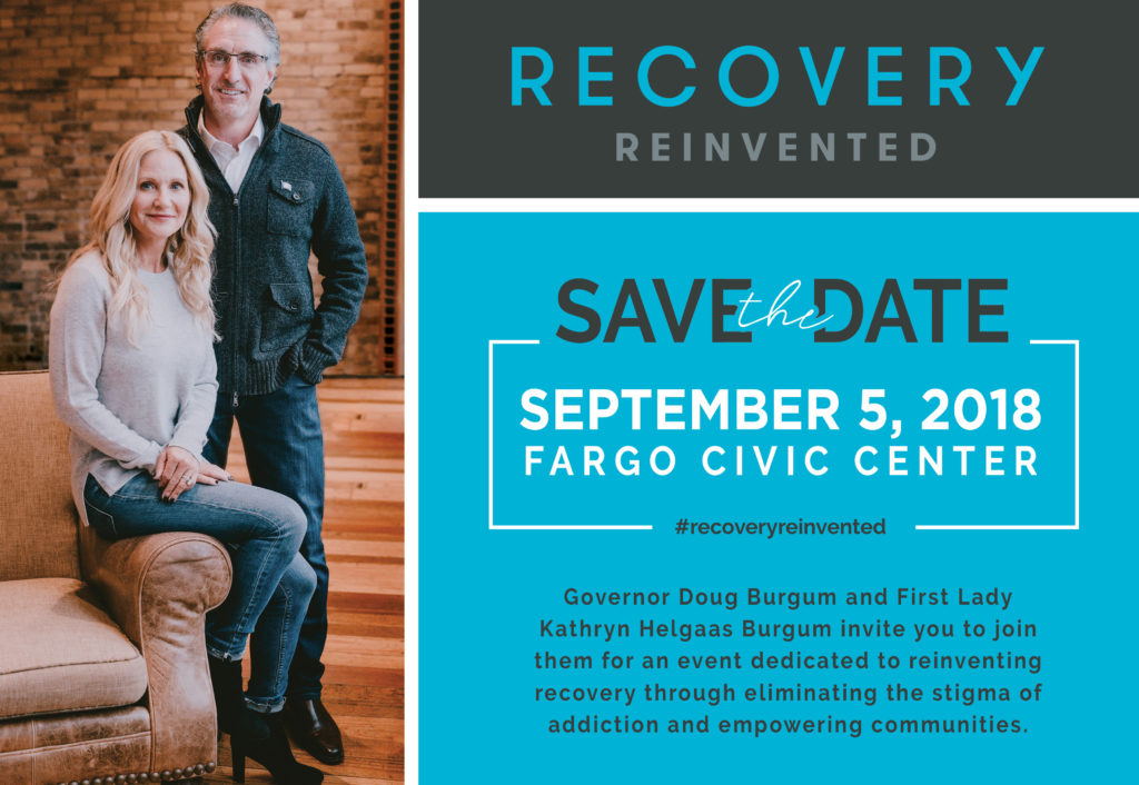 Recovery Reinvented Event